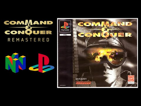 Command & Conquer Remastered - Console Missions - GDI '97 SPECIAL OPS 01 (Hard) |