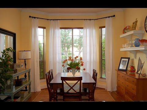 Types Of Window Coverings For Bay Windows