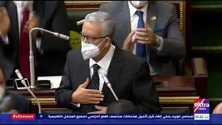 الآن | فوز المستشار حنفي جبالي برئاسة مجلس النواب