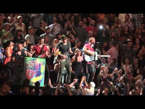 Coldplay Speed of Sound  Montreal 2012 HD 1080P