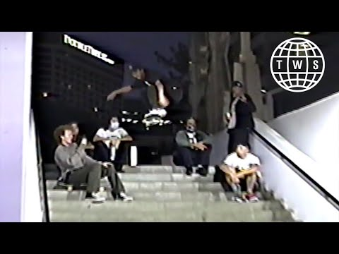 Cheapy Video | Los Angeles Skateboarding Filmed on VHS | Transworld Skateboarding