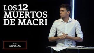 El Destape | Iron Mountain: Los 12 muertos de Macri. Por Juan Amorín