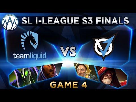 Liquid vs VG.J - SL i-League S3 LAN Grand Finals - G4