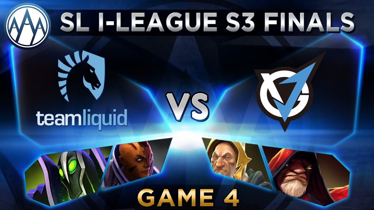 Liquid vs VG.J Game 4 - SL i-League StarSeries S3 LAN Finals - @BTSGoDz @LyricalDota