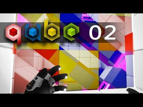 Q.U.B.E. [#02] - Ah, es gibt auch Boni | Let's Play