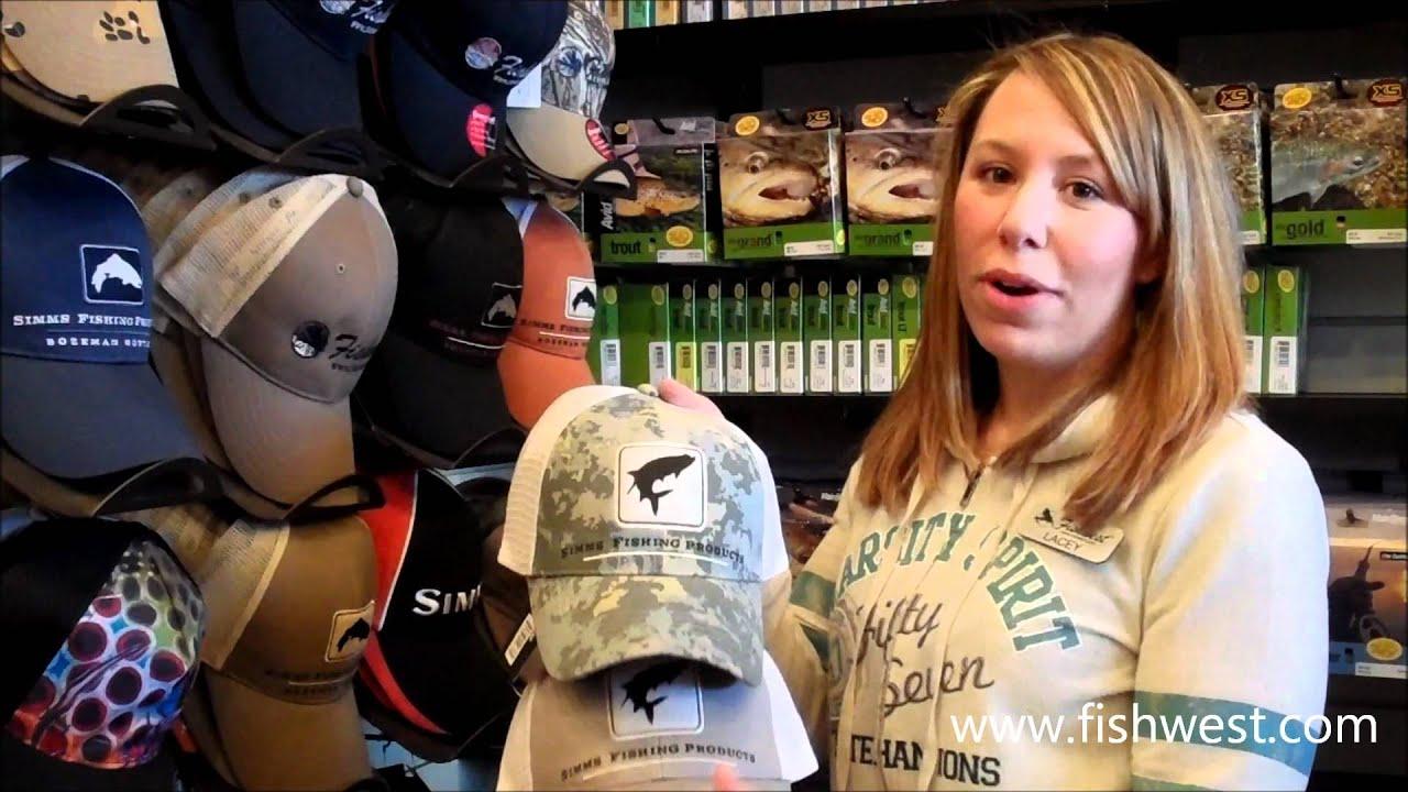 0691fd820f604 Simms Tarpon Trucker Hat - YouTube