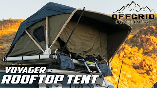 Offgrid Voyager Rooftop Tent by Raptor Series