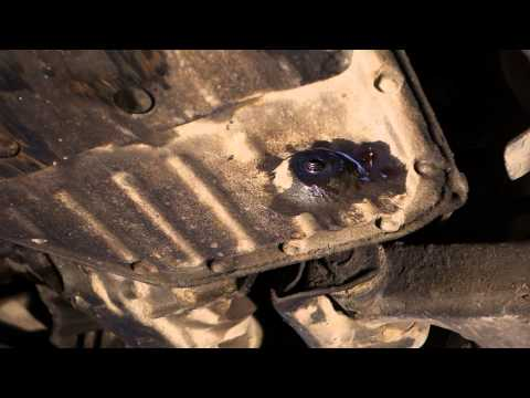 How to replace automatic transmission oil Toyota Corolla years 1992 to 2000