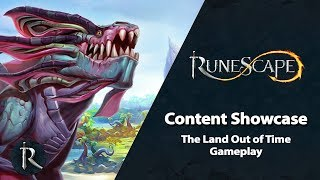 RuneScape Content Showcase (July 2019) - Land Out of Time Gameplay