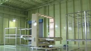 平田機工 -Hirata-  FPD(LCD)ガラス基板搬送ロボット
