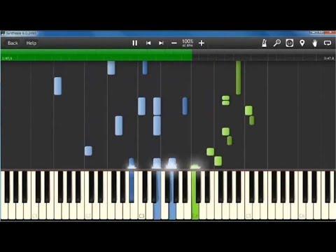 長時間BGMに Classical Piano Songs 【ピアノ曲集】クラシック (Synthesia等)