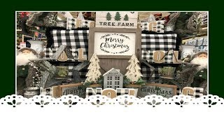 Shop With Me Christmas Home Decor At Hobby Lobby!