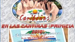 CARIBEÑOS DE GUADALUPE - EN LAS CANTINAS (PRIMICIA GOOLAZO AGOSTO 2010)