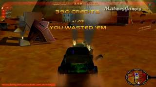 Carmageddon TDR 2000 (PC) - 5 - Hollowood: Hall of Fame