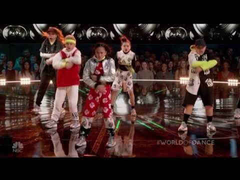 World Of Dance The Lab Week 2 HD