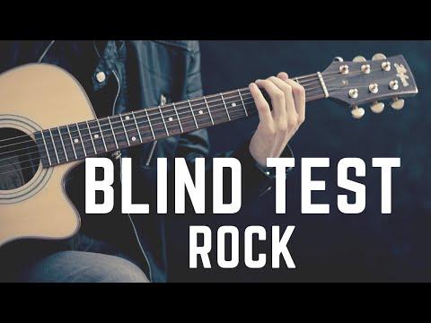 Blind Test Rock !!!