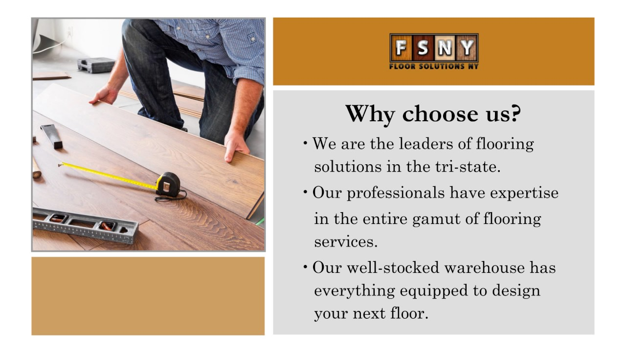 Floor Solutions The Best Flooring Company