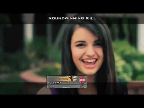 Rebecca Black Killcam !!!