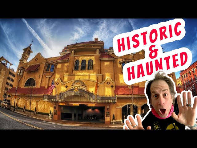 Spooky Spokane! Historic & Haunted Hotels of The Pacific Northwest!