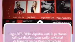 Download lagu lagu BTS DNA di putar di radio terkenal