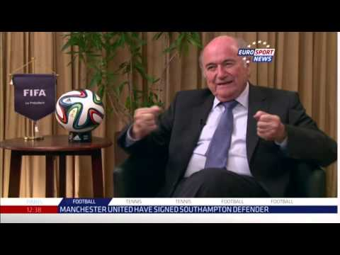 Eurosport News Bulletin (World Cup 2014)
