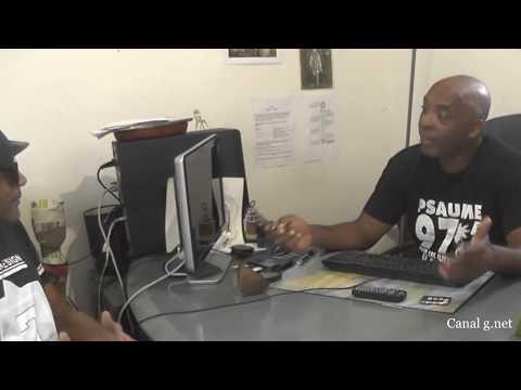 Canal g.net PRESENTE L'interview de Patrick Nériny par Romy Mirefleur  Produit par Ibo Simon