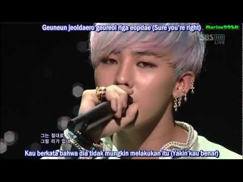 G-Dragon - THAT XX (indo sub)