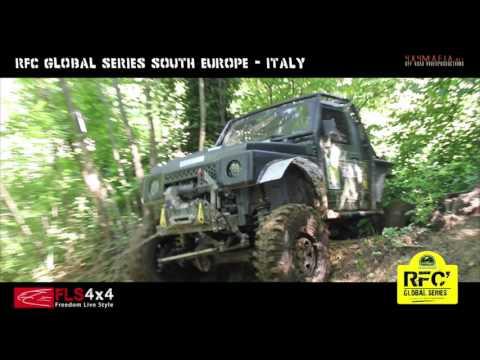 "RFC Global Series South Europe 2017 ""DAY 1"""