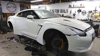 Download Got All the Parts Painted Up Perfectly on the Salvaged GTR Mp3 and Videos