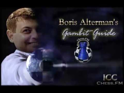 GM Alterman's Gambit Guide - KID Samisch - Part 5 at Chessclub.com