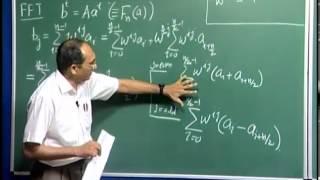 Mod-01 Lec-23 Discrete Fourier Transform I