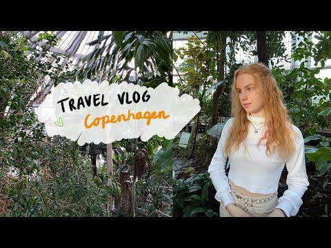 Copenhagen | Concert, Botanical Garden & Thrifting