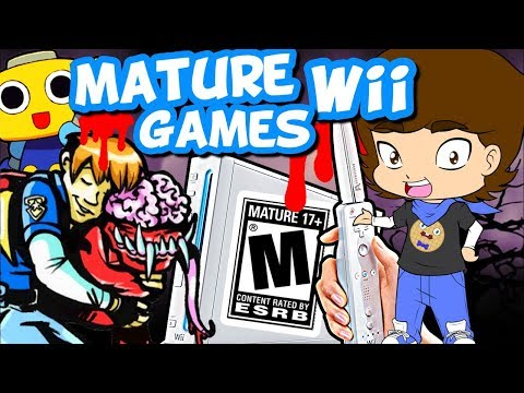 M-Rated Wii Games | Are Wii Gonna Have A Problem - ConnerTheWaffle