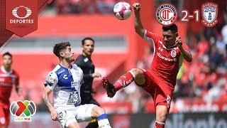 Pachuca se quema en el infierno | Resumen Toluca 2 - 1 Pachuca | A2018 - J12 | Televisa Deportes