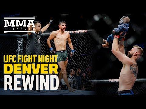 UFC Denver Rewind: Yair Rodriguez Knocks Out Korean Zombie - MMA Fighting