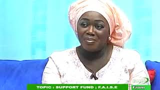 ECHO FROM TOUBA DU 03 Topic: Support Fund : F.A.I.S.E AN Apportunity for the Diaspora