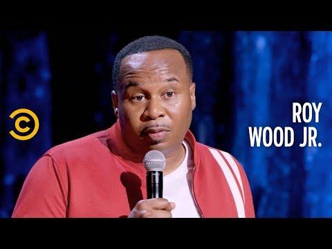 Why Black Superheroes Only Save Black People - Roy Wood Jr.