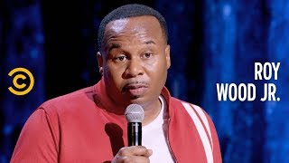 Why Black Superheroes Only Save Black People  Roy Wood Jr.