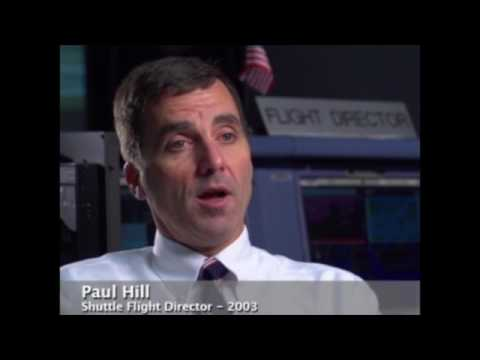 CAIB: Paul Hill Shuttle Flight Director