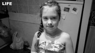 Прощание с убитой Лизой Киселёвой в Саратове