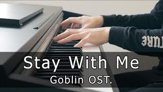Download lagu Chanyeol, Punch - Stay With Me, Goblin OST (Piano Cover by Riyandi Kusuma)