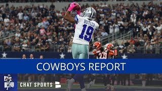 Cowboys Report: Brice Butler Signs, Rumors On Terrance Williams & Dez Bryant And Winners & Losers