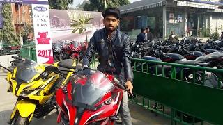 Second Hand Bikes|Super Bikes Market|Karol Bagh|New Delhi