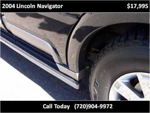 Levis Auto Sales >> 2004 Lincoln Navigator Available From Levi S Auto Sales