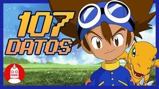 107 Datos De Digimon Que DEBES Saber Atmico 145 en tomo Network