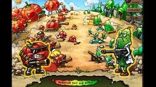 игра 'Овощные войны' вконтакте