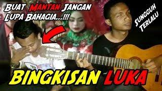 Cover Akustik - Bingkisan Luka [Edy & Yhan] Gitaris Tunanetra Bima