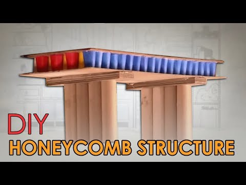 Engineer This! - DIY Honeycomb Structure Chair | Easy Science Experiments | S01 - E05