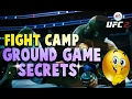 FIGHT CAMP:  GROUND GAME SECRETS!