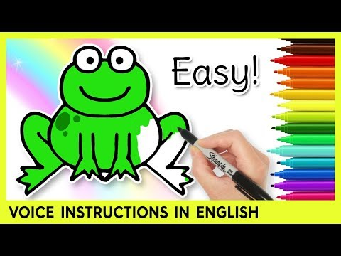 how-to-draw-a-frog!-easy-drawing-for-kids
